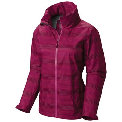 Mountain Hardwear Women's Plasmic Ion Printed Jacket