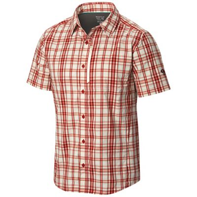 Mountain Hardwear Men's Seaver Tech SS Shirt