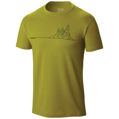 Mountain Hardwear Men's Thin Line MTN SS Tee