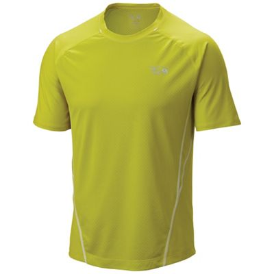 Mountain Hardwear Men's WickedCool SS Tee