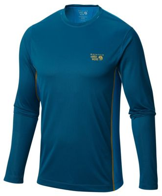 Mountain Hardwear Men's Wicked Lite LS Tee