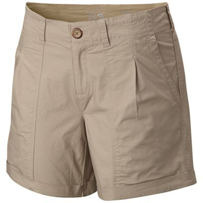 Mountain Hardwear Women's Wandering 4 IN Solid Short