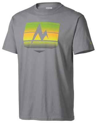Marmot Men's Sunrise Stripe SS Tee
