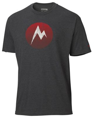 Marmot Men's Textured M Dot SS Tee