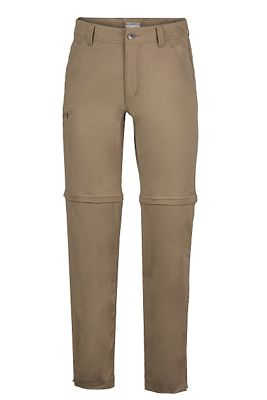 Marmot Men's Transcend Convertible Pant