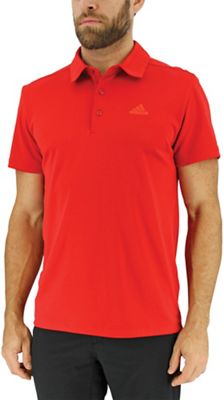 Adidas Men's Hiking Polo Tee