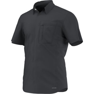 Adidas Men's Hiking Wick SS Shirt