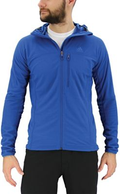 Adidas Men's 37.5 Hooded Fleece Jacket