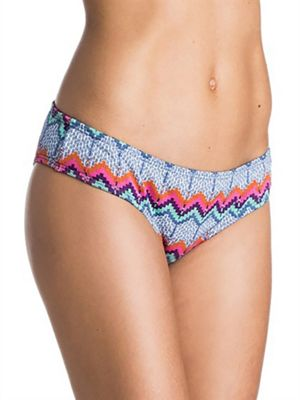 Roxy Women's Bohemian Sunrise Cheeky Scooter Bottom