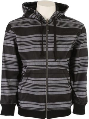 Sessions Himalaya Heather Stripe Softshell - Men's
