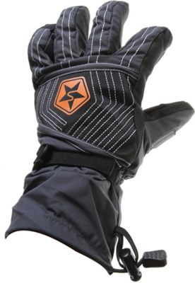 Sessions D3O Gauntlet Gloves - Men's