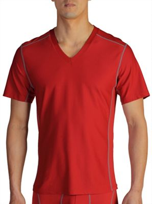 ExOfficio Men's Give-N-Go Sport Mesh V Neck Top