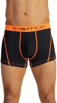 ExOfficio Men's Give-N-Go Sport Mesh 3IN Boxer Brief