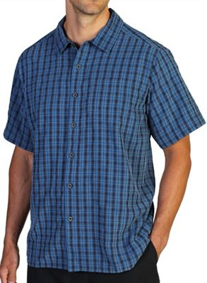 ExOfficio Men's Pisco Plaid S/S Shirt
