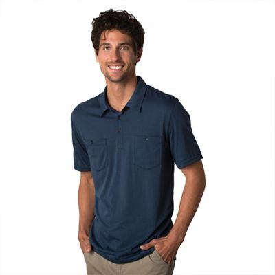 Toad & Co Men's Onrush S/S Polo Top