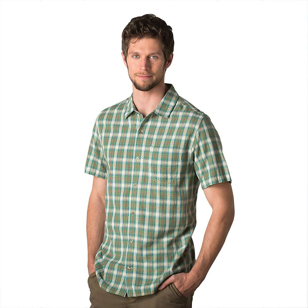 Toad & Co Men's Open Air S/S Shirt - Mountain Steals