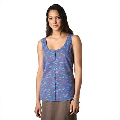 Toad & Co Women's Voila Button Tank