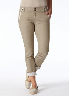 Royal Robbins Women's Strider Stretch Roll-Up Pant