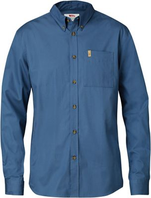 Fjallraven Men's Ovik Solid Twill LS Shirt