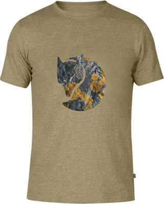 Fjallraven Men's Rock Logo T-Shirt