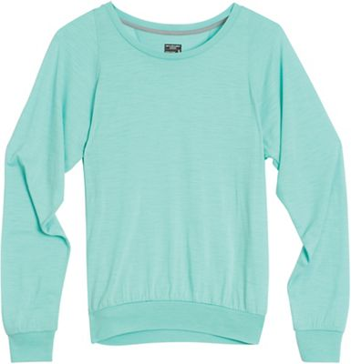 Icebreaker Women's Sphere LS Crewe Top