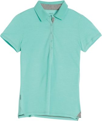 Icebreaker Women's Tech Lite SS Polo