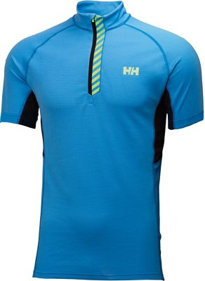 Helly Hansen Men's Pace 1/2 Zip Lifa Flow SS Top