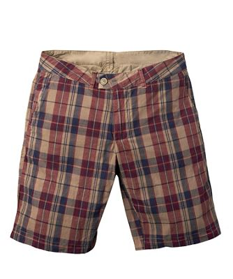 Woolrich John Rich & Bros. Men's Check Reversible Short
