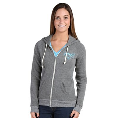 Moosejaw Women's Dream Weaver Tri-Blend Zip Hoody