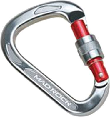 Mad Rock Ultra Tech HMS Screwgate Carabiner