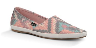 Sanuk Women's Kats Meow Prints Shoe