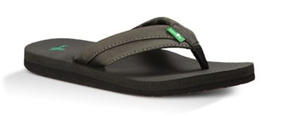Sanuk Youth Rootbeer Cozy Light Sandal