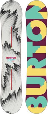 Burton Feelgood Flying V Snowboard 144 - Women's