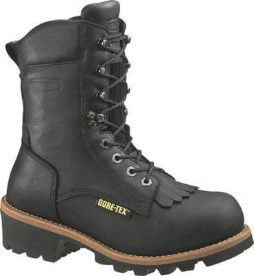 Wolverine Men's Buckeye GTX Insulated Safety Toe Logger Boot