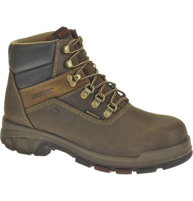 Wolverine Men's Cabor Waterproof 6IN Boot