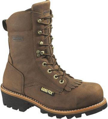 Wolverine Men's Chesapeake GTX Insulated Steel Toe Logger Boot