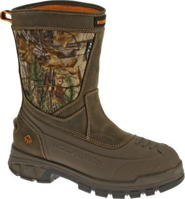 Wolverine Men's Jason Waterproof Insulated Pull On Boot