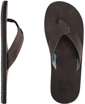 Reef Men's We Heart Leather Sandal