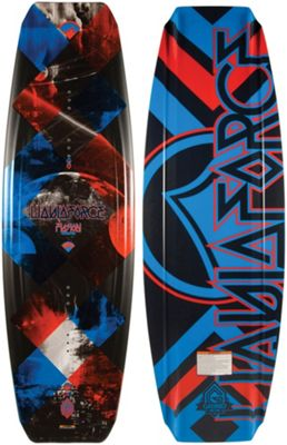 Liquid Force Fusion Grind Wakeboard 142 - Men's