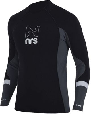 NRS Men's HydroSkin 1.5 LS Shirt
