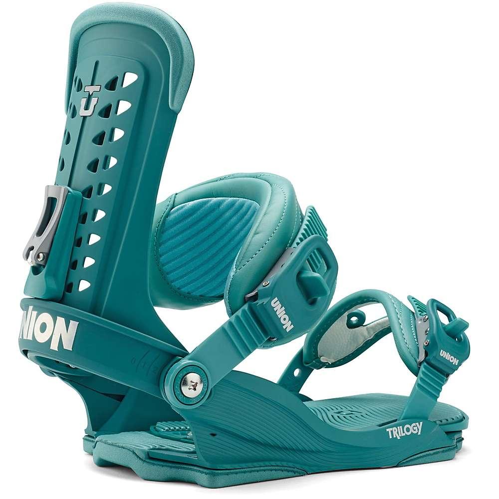 Union Trilogy Snowboard Bindings