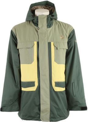 Sessions Traveller Snowboard Jacket - Men's