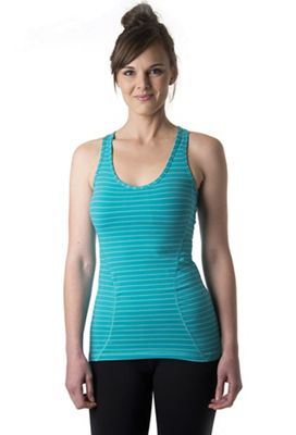 Tasc Women's Pace Racer Striped Tank