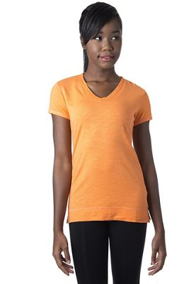 Tasc Women's Streets V Slubbed Top