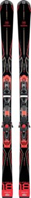 Rossignol Pursuit 18 Skis w/ Axial3 120 Tpx Bindings - Men's