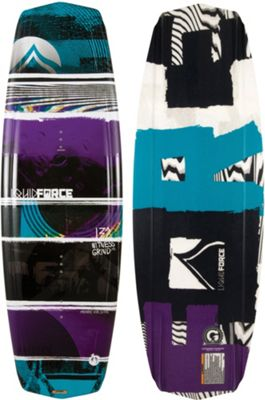 Liquid Force Witness Grind Wakeboard 132 - Men's