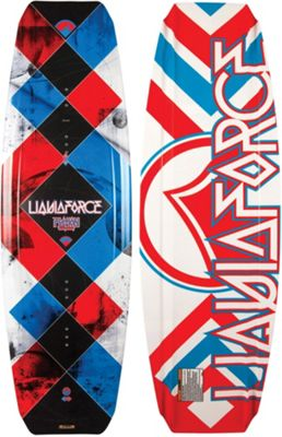 Liquid Force Fusion Blem Wakeboard 138 - Men's