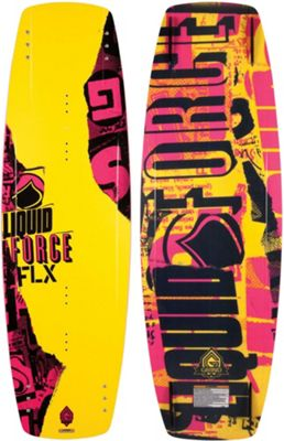 Liquid Force FLX Blem Wakeboard 143 - Men's