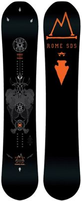 Rome Mountain Division LE Snowboard 159 - Men's