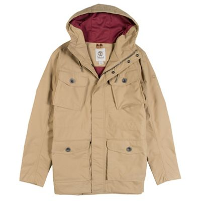 Timberland Men's Hyvent Mount Shaw Cordura Jacket